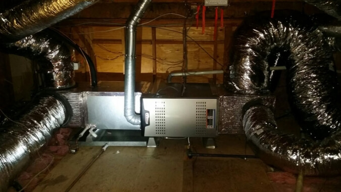 New Home HVAC Comfort in Saticoy
