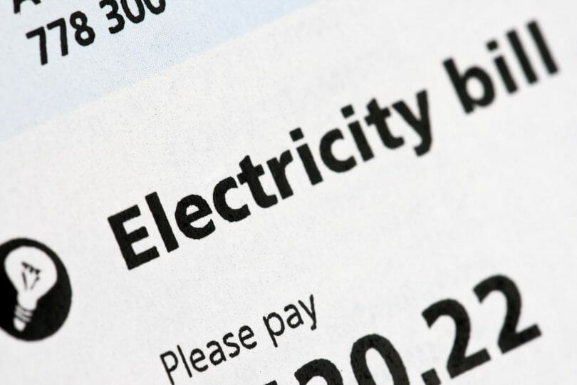 how to save on electric bill