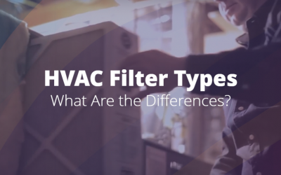 What Are the Different Types of HVAC Filters?