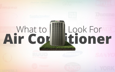 What to Look for in a Central Air Conditioner