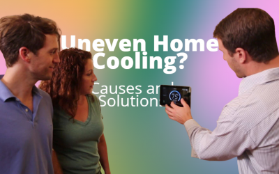 Uneven Home Cooling: Causes and Solutions